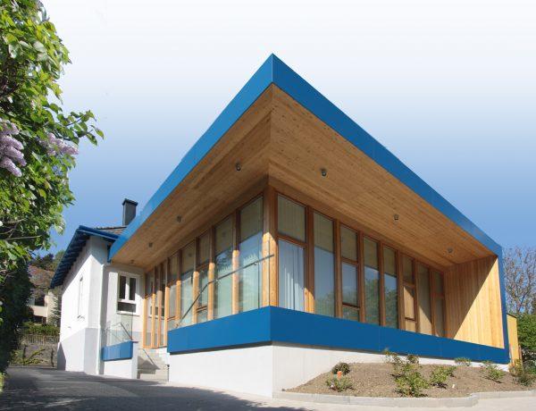 Zubau Architekturbüro Berger Lenz, 3400 Klosterneuburg