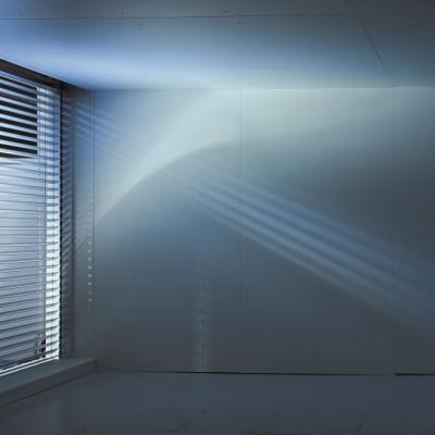 Lichtdurchfluss mit Retrolux Lamelle