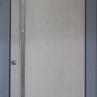 Modell Beton Glatt grau