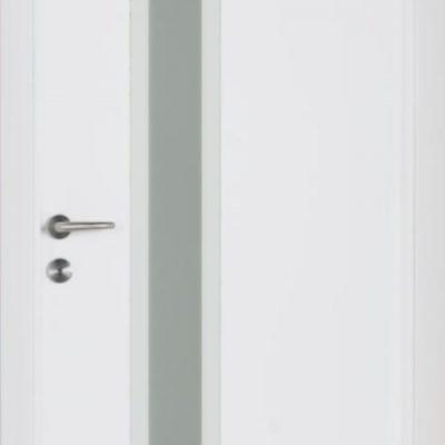 LENT 1 - weiß lackiert, beidseitig Lackhobel