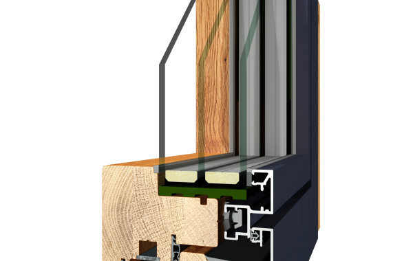 Holz Alu FLAT
