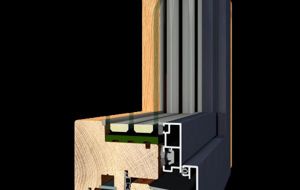 Holz Alu KANTO