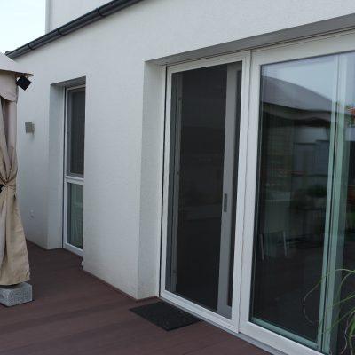 Fenster mit Fixverglasung im unteren Bereich - eine Variante für mehr Licht im Raum