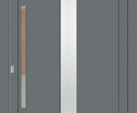 Kunststoff Alu Tür