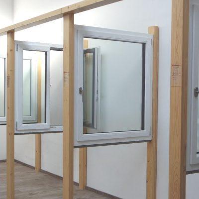 Kunststoff und Kunststoff Aluminium Fenster