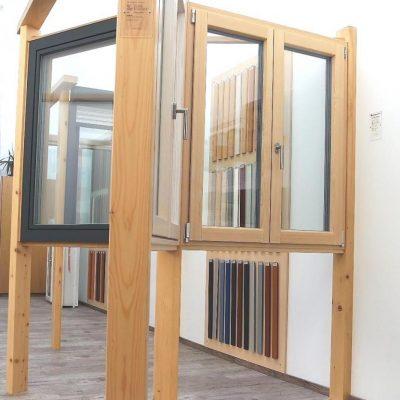 Holz und Holz-Aluminium Fenster